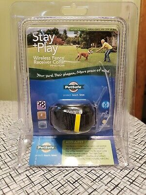 BRAND NEW PetSafe PIF00-14288 Stay and Play Wireless Collar for Dogs