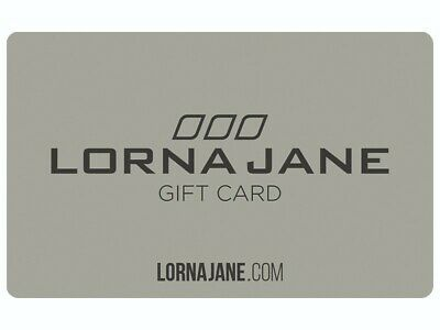 Physical Lorna Jane Gift Card for $90. Doesn't expire until August 2021!!