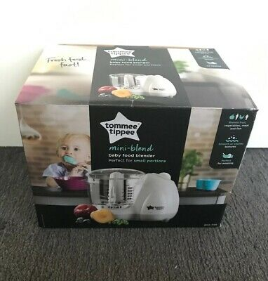 Tommee Tippee Mini Blend Baby Food Blender (used)