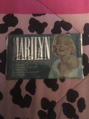 marilyn monroe trading cards