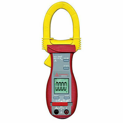 Amprobe ACD-15 TRMS-PRO 2000A Digital Clamp Multimeter with VolTect
