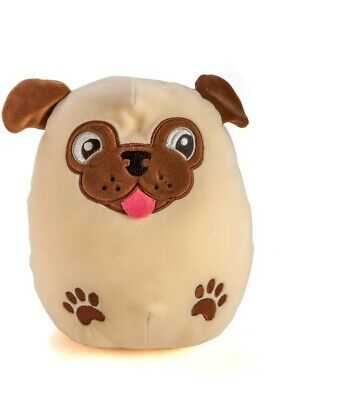 NEW Mallow Pal Pug from Mr Toys