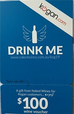 Naked Wines Gift Voucher