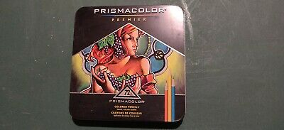 Prismacolor Premier Colored Pencils Soft Core 72 Count Worldwide