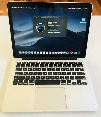 Mid 2014 MacBook Pro (Retina, 13-inch) 256GB SSD Intel Core i5
