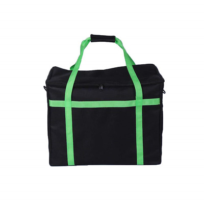 Uotyle Insulated Food Delivery Bag Carrier Collapsible Extra Large Waterproof