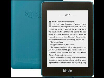 🔥All New Amazon Kindle Paperwhite (10th Generation) 8GB, Wi-Fi TWILIGHT BLUE!!