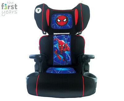 The First Years Ultra Plus Folding Booster Car Seat - Spider-Man