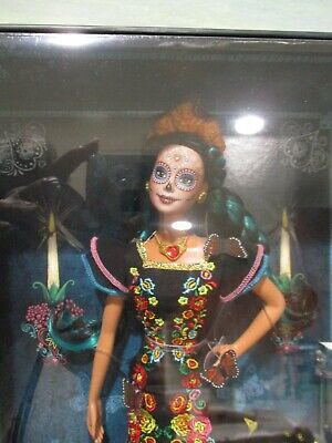DIA DE LOS MUERTOS BARBIE 2019 (DAY OF THE DEAD DOLL)  Mint. NRFB. READY TO SHIP