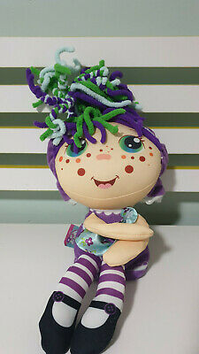 Flip Zee Girls Zara 40Cm Extended Purple And Green Jay-Play