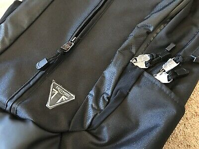 Genuine Triumph Backpack Brand New