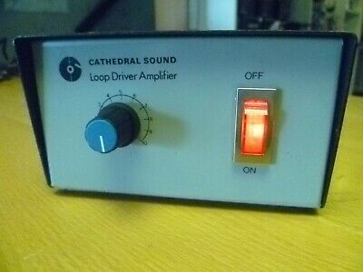 Cathedral Sound Loop Amplifier