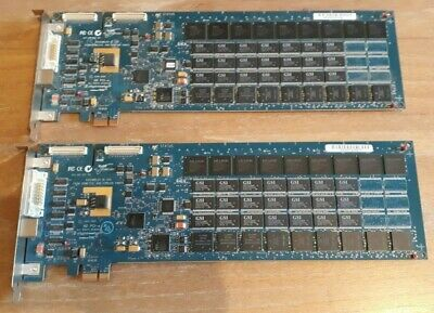 Avid Digidesign HD Core & HD Accel PCIe Cards - HD2 cards for Pro Tools HD