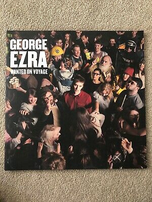 George Ezra Wanted On Voyage VINYL