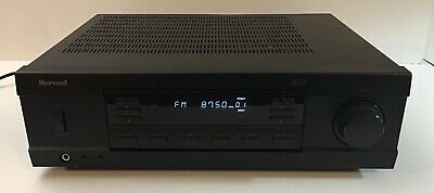 Sherwood RX-4109 200W AM/FM Stereo Receiver System Bundle with Remote & Cables