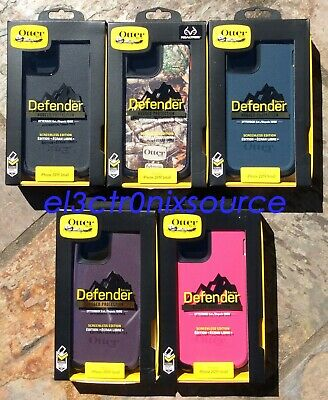 "NEW Otterbox Defender Case & Belt Clip Holster for Apple iPhone 11 Pro (5.8"")"