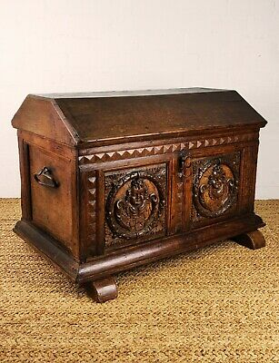 17th Century Flemish Ark/ Coffer