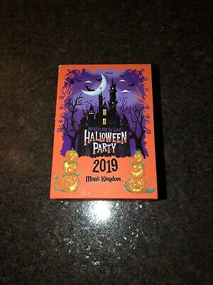 New Disney Mickey's Not So Scary Halloween Party Magicband 2019 Limited Edition