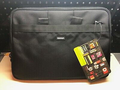 "Cocoon ""Hell's Kitchen"" 15.6"" Laptop Bag with GRID-IT! Accessory Organizer"