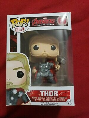 Pop Marvel Avengers Age of Ultron 69 Thor Figure Funko 047801