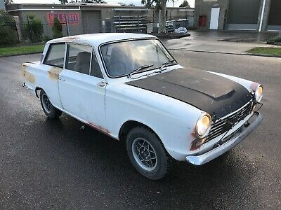 Ford Cortina Mk 1 Rally Car