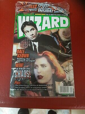 Wizard magazine #52 December 95