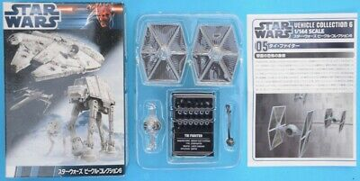 F-toys Star Wars - Vehicle Collection 6 - #05 TIE FIGHTER - Trading Kit - MIB