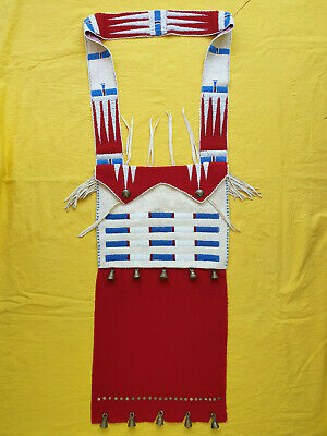 Native American Bandolier Bag Plains Indianer Umhängetasche