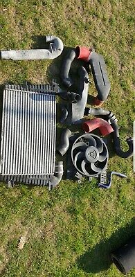 Astra vxr standard intercooler kit