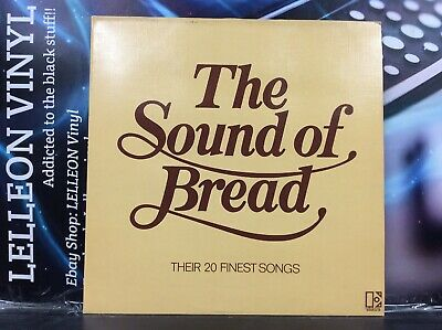 The Sound Of Bread Greatest Hits LP Album Vinyl Record K52062 Pop 70's