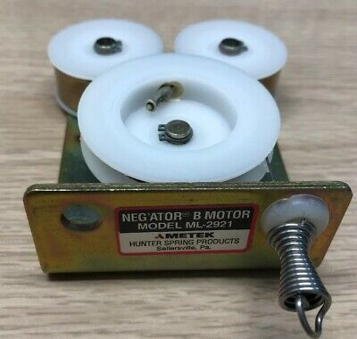 Ametek Neg'ator B Motor ML-2921 Constant Force Hunter Spring