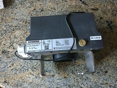 SIEMENS Sipart PS2 6DR5010-0NG00-0AA0 Valve Positioner with Mount