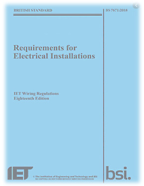 BS7671 IET Wiring Regulations & 2382-18 C&G examination