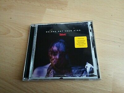 SLIPKNOT - We Are Not Your Kind CD (2019) LIKE NEW FREE P&P