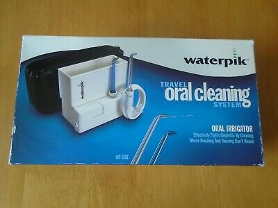 Waterpik Travel Oral Cleaning System - Oral Irrigator