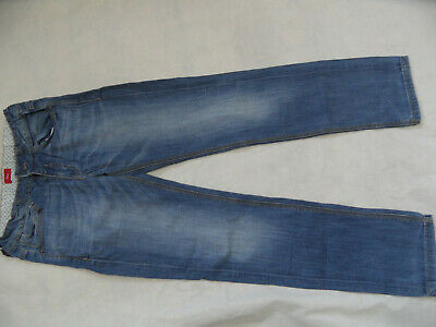 S.OLIVER coole used look Jeans Gr. 164/170 TOP  SoK919
