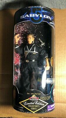 Babylon 5 | Action Figure | Captain Sheridan | Exclusive Premiere Limited Ed.
