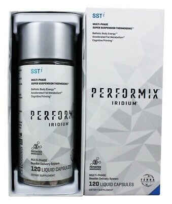 Performix SSTi Multi Phase Suspension Super Thermogenic 🔥120 Caps L@@K HERE!!🔥