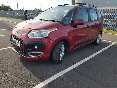 2009 Citroen C3 Picasso 1.4 Vtr Plus - Low Mileage