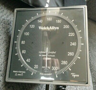 Welch Allyn Wall Mount For Manual Blood Pressure Machine