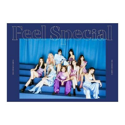 Kpop TWICE 8th Mini Album [ Feel Special ] Photo Poster All Members Painting