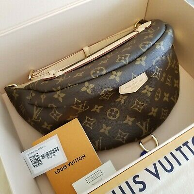BRAND NEW! Louis Vuitton Bumbag Fanny Pack  Monogram Bag 2019