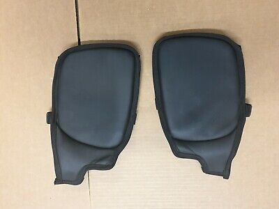 "L/R Permobil GEL FOOT PLATE Cushion Never Used 9"" x 7.5"" F3,F5, C300, C500"