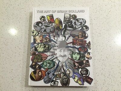 Art Of Brian Bolland Signed Limited Edition