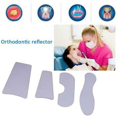 Dental Photography Mirror Orthodontic Intraoral Stainless Reflector Double-Side