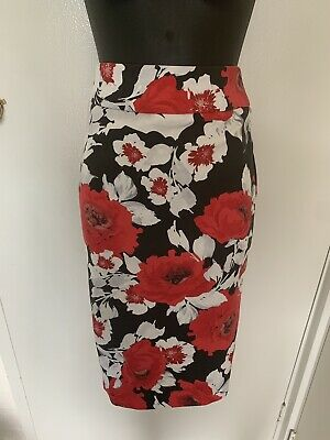 REVIEW - Skirt - Floral - Size 10