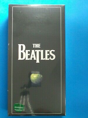 The Beatles:Stereo Box Set by The Beatles(16CD+1DVD,2009)* NEW SEALED *