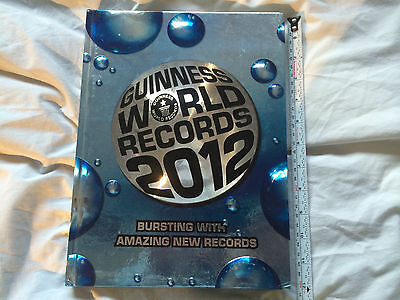 Guinness World Records 2012 Guinness Book of Records