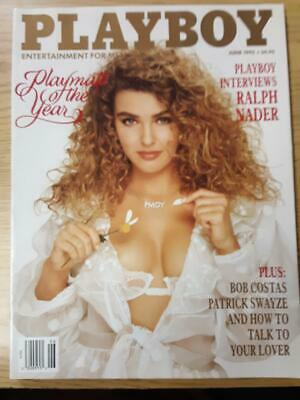 Playboy magazine JUNE 1992  Playmate of the Year