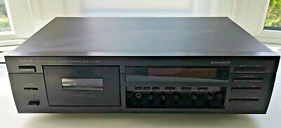 Yamaha KX580 Cassette Deck with Remote Control Immaculate Condition